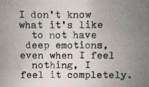 sentimento
